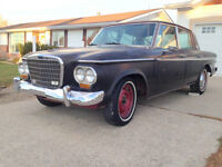 $950 SURVIVOR! Studebaker CRUISER V8 BARN FIND!