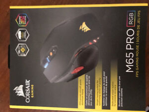 Brand New FPS Gaming Mouse M65 Pro RGB for sale