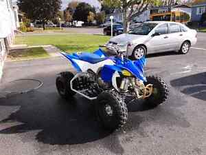 YFZ 450 EXTRA CLEAN