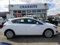 2015 Vauxhall Astra 1.4 i VVT 16v Excite 5dr