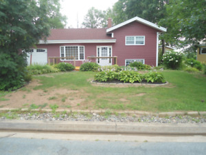 HOUSE FOR RENT -BY KINGSWOOD SUBDIVISION. FEBUARY 1ST