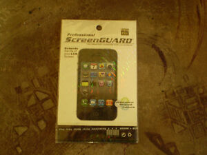 professional screenguard for phone 4G (neuf/new)