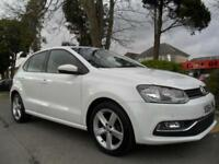 VOLKSWAGEN POLO 1.4 TDI 2014 COMPLETE WITH M.O.T HPI CLEAR INC WARRANTY