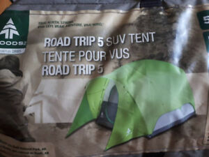 Woods Road Trip Tent 5 Person