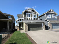 New 2 storey 1851 ft2 S. of Calgary, Okotoks Loaded w features