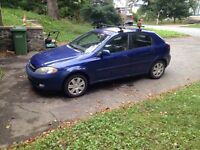 2004 Chevy Optra for repair or parts