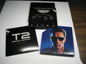 Terminator 2 Laserdisc Box Set