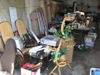 Garage Sale 328 Riviera Drive 9:00am to 3:00pm on May 30, Sat.