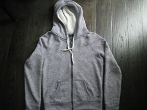 Ladies Purple American Eagle Hoodie Size Medium London Ontario image 1