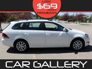 2013 Volkswagen Golf Wagon TDI Comfortline Heated Seat, Cruise,