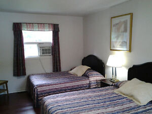 SHORT TERM MOTEL ACCOMMODATIONS IN MADOC
