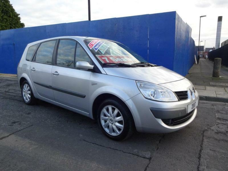 2007 renault grand scenic 1 6 vvt dynamique 5dr in newcastle tyne and wear gumtree. Black Bedroom Furniture Sets. Home Design Ideas