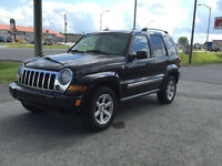 2007 Jeep Liberty LIMITED 4X4 FULL LOAD ** GARANTIE 1 AN **