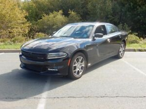 2016 Dodge CHARGER SXT AWD