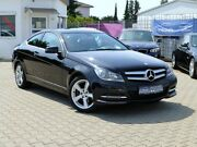 Mercedes-Benz C 250 CGI Coupe BlueEfficiency *Automatik *Navi