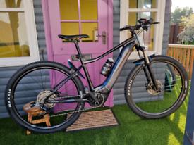 Giant Fathom e bike