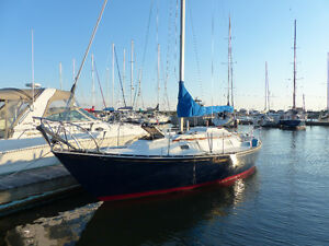 Voilier C&C 30' 1974 Outremer