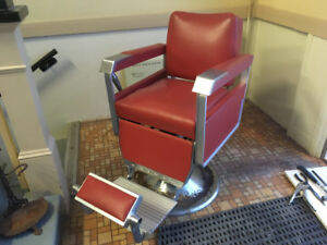 1962 Emil J Paidar barber chair