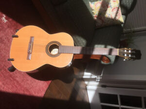 Godin Classical Guitar, Collection SF with Tric  Case