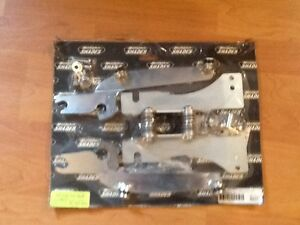 Windshield bracket suzuki c50 blvd/volusia 800