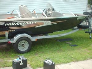 2011 Princecraft Starfish DLX,Pro162 Fishing Package