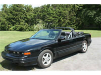 1994 Oldsmobile Cutlass convertible Cabriolet