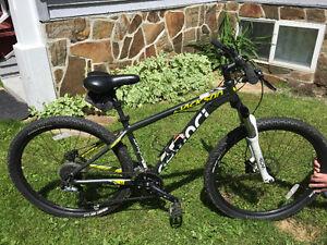 2016 DAVinci hard tail mountain bike