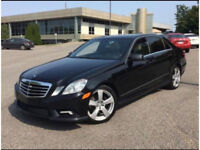 2010 MERCEDES-BENZ E350 4MATIC |BT|SUNROOF|EASY FINANCING