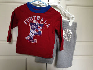 The Childrens Place boys outfit, size 6-9mos $3