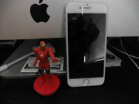 Bell/Virgin Mobile Silver iPhone 6 64GB