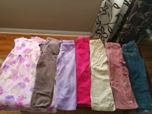 Size 5 girl clothes