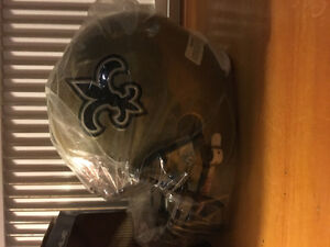 New Orleans ridell authentic helmet brand new