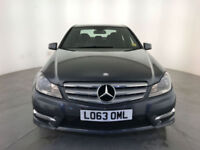 2013 63 MERCEDES-BENZ C250 AMG SPORT CDI DIESEL AUTOMATIC FINANCE PX WELCOME