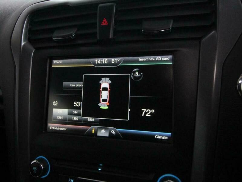 2016 Ford Mondeo 2.0 TDCi Titanium 5dr HATCHBACK Diesel Manual