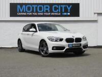 2015 BMW 1 SERIES 118D SPORT HATCHBACK DIESEL