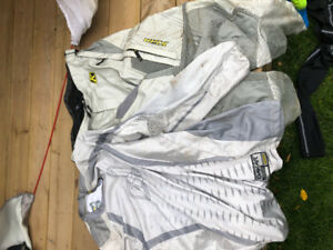 Klim Dakar motocross gear. XL jersey and 36 pants. Used once