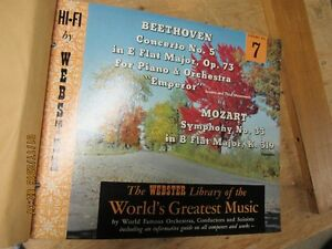 16LP set-The Webster Library of The Worlds Greatest Music 1977 London Ontario image 8