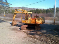 490 D John Deere Original Owner  Excavator is currently working