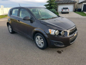 2015 Chevy sonic *Price reduced*