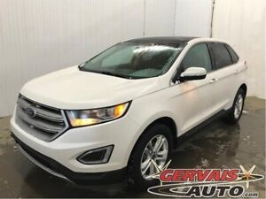 Ford EDGE SEL V6 AWD GPS Cuir Toit Panoramique MAGS 2016