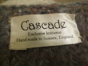 Hand Made in England Mohare Top. Kingston Kingston Area image 2
