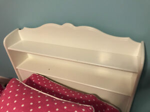 Single Bed with Drawers- Matching Dresser with Mirror