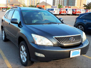2007 Lexus RX350 Sunroof, No Rust, Very Clean SUV