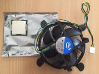 Intel i3 2120 3.3Ghz - Processor and CPU Cooler