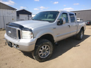 2006 Ford F-350 Lariat 6.0L Studded / Deleted
