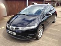 HONDA CIVIC 1.8i-VTEC SE 5 DOOR *LOW MILEAGE* FULL SERVICE HISTORY*