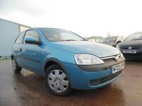VAUXHALL CORSA CLUB 1.0 PETROL SPARES AND REPAIRS