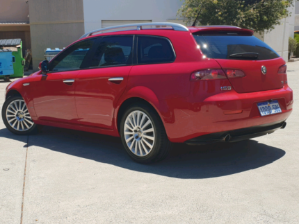 2007 Alfa Romeo 159 Wagon Jts only 58km Wangara Wanneroo Area Preview