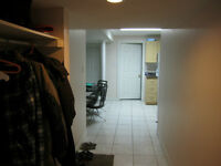 Excellent Basement Apartment in Mississauga (2 Bed Rooms)