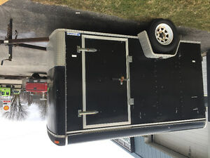 9x 6 enclosed utility trailer